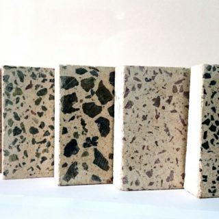 Специальные составы для шлифованных наливных полов с использованием мраморного заполнителя различного цвета от ООО «БетоНика»
