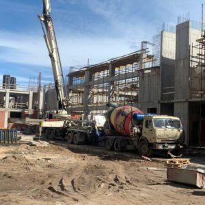 бетонные заводы БетоНИКА — поставка бетона для заказчика Группа «Эталон»
