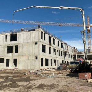 бетонные заводы БетоНИКА — поставка бетона для застройщика — Группа «Эталон»