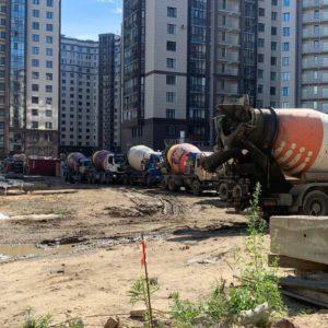 бетонные заводы БетоНИКА — поставка товарного бетона для застройщика — Группа «Эталон»