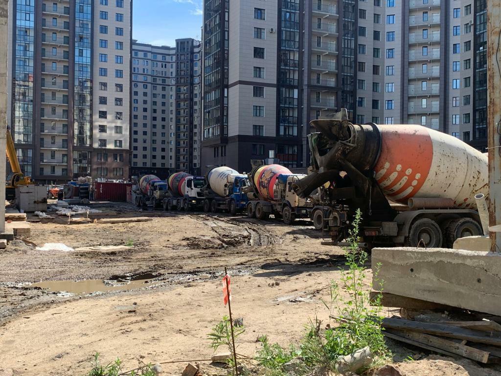 Группа бетона завод ячеистого бетона официальный сайт тверь