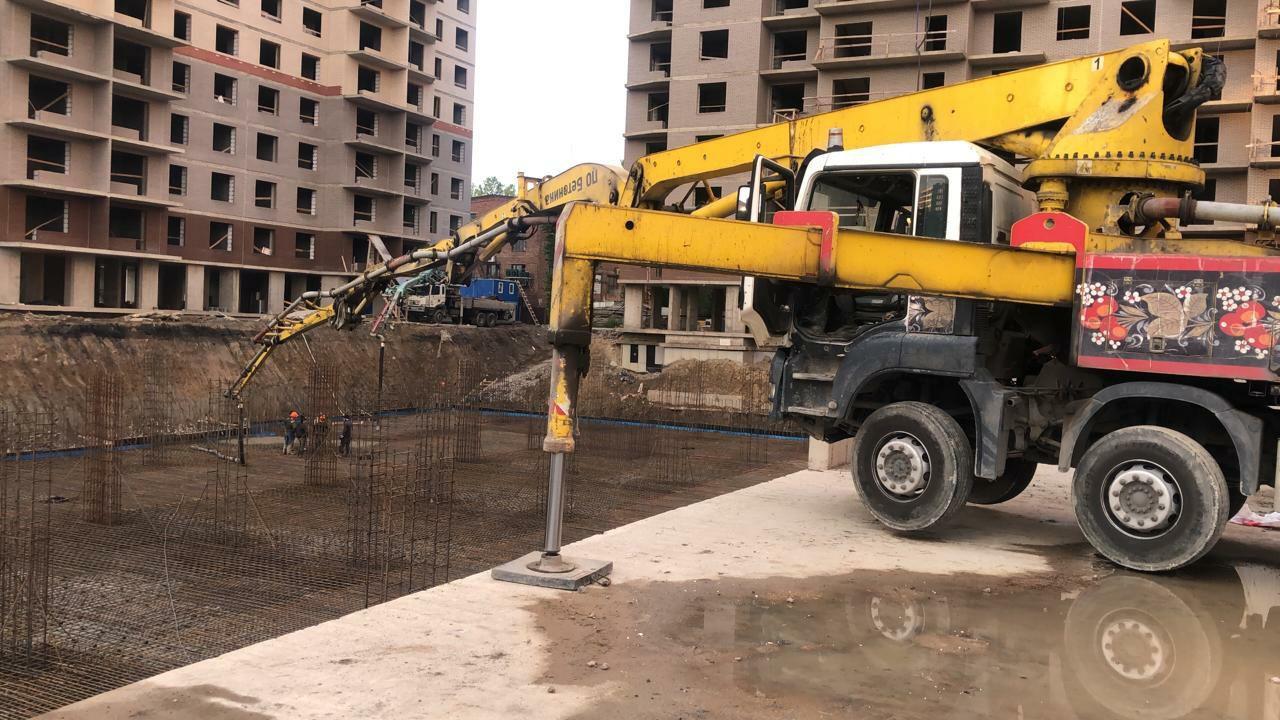 Бетон застройщик нормирование бетона