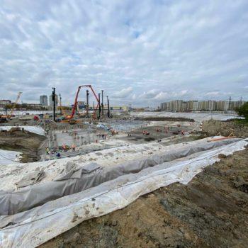 бетоника завод СПБ