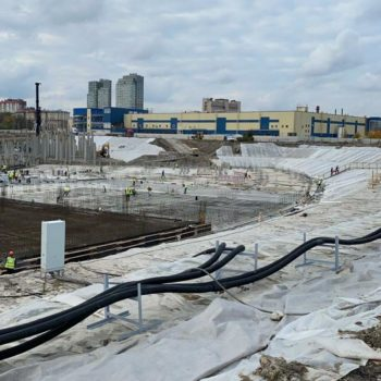 Поставка бетона СКК
