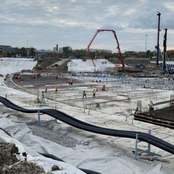 Стройка СКК поставка бетона