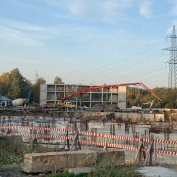 отгрузка бетона БетоНИКА