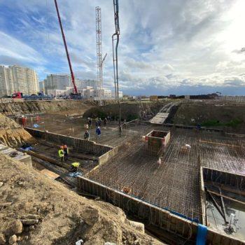 поставка бетона спб