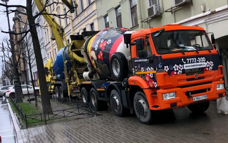 Поставка бетона БетоНИКА