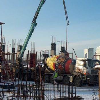 СКК стройка — БетоНИКА поставка бетона
